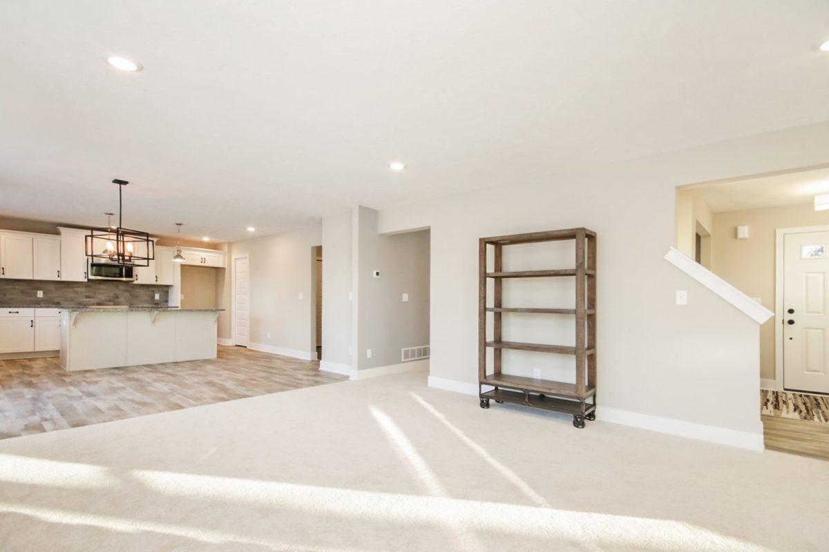 The Preston 4 Bed 2 5 Bath 2344 Sq Ft Home Floor Plan