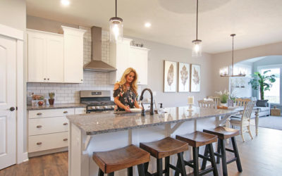 Homeowner Highlight – The Channing by Marie