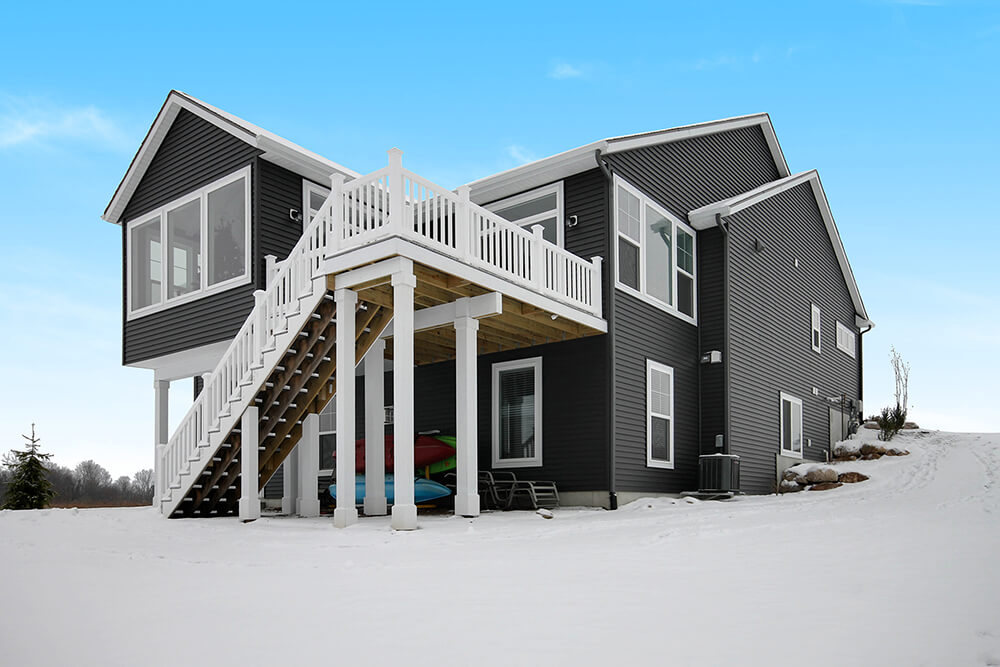 ChristmasWillow 1528c PLWC09017 31 - Custom Homes in Michigan