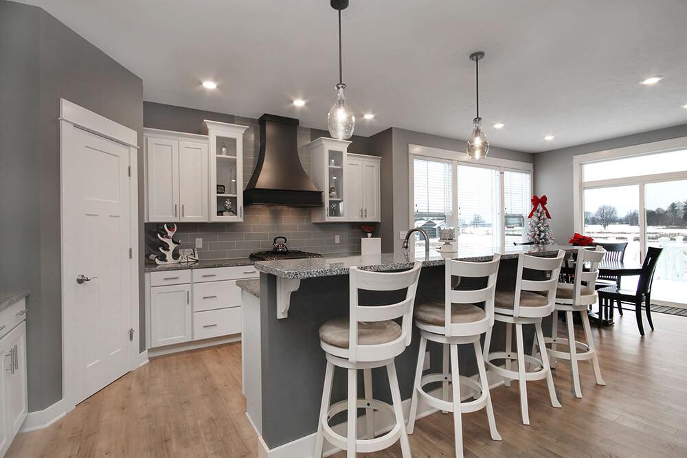 ChristmasWillow 1528c PLWC09017 4 - Custom Homes in Michigan