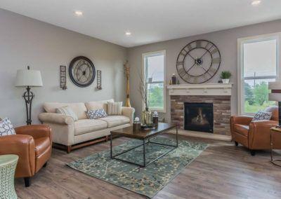 Custom Floor Plans - The Georgetown - GEORGETOWN-1499a-PWBS25-40