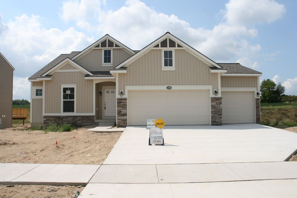 The Georgetown Home Plan Eastbrook Homes