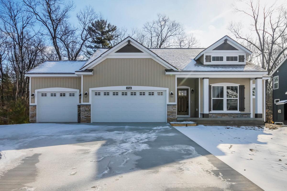 The Georgetown Home Plan Eastbrook Homes