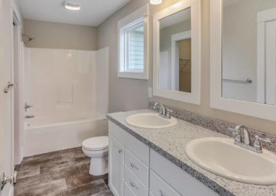 Custom Floor Plans - The Georgetown - Georgetown-1499c-WABS53-45