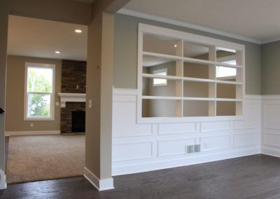 Custom Floor Plans - The Newport - NEWPORT-2478g-STON50-16