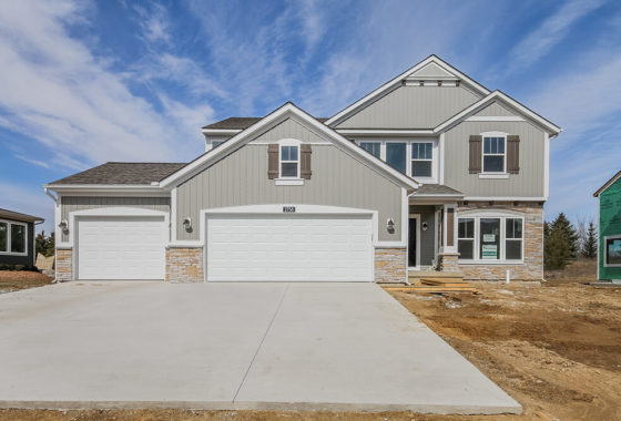 Newport 2478b CFGV29 40 - Custom Homes in Michigan