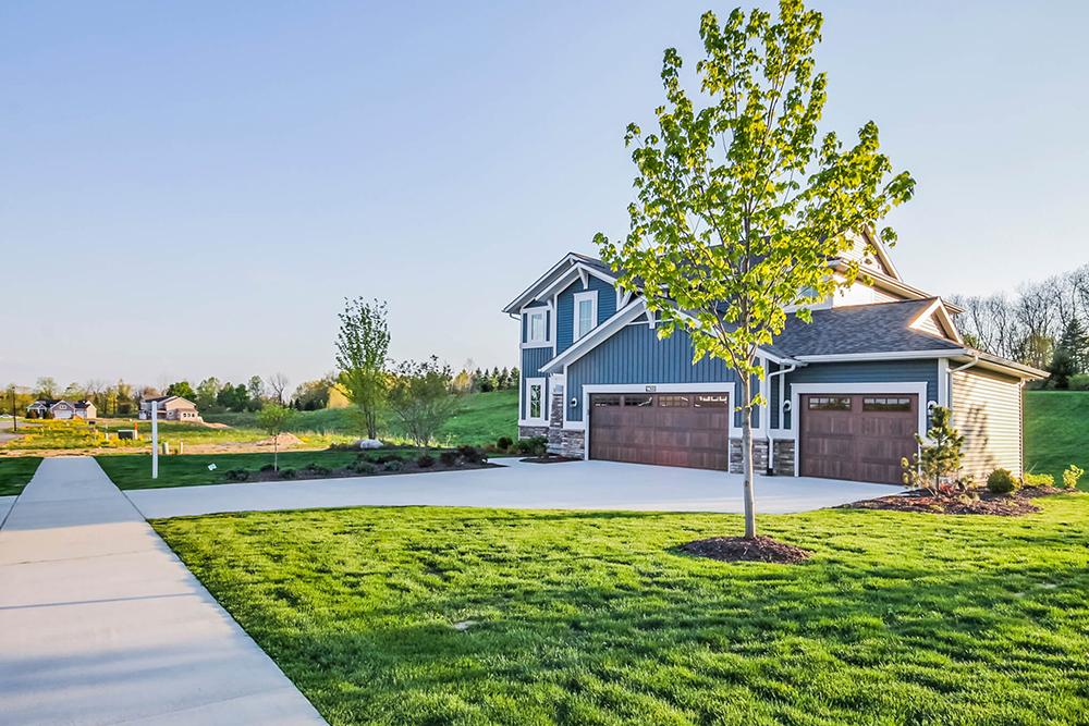 The Newport Home Plan Eastbrook Homes