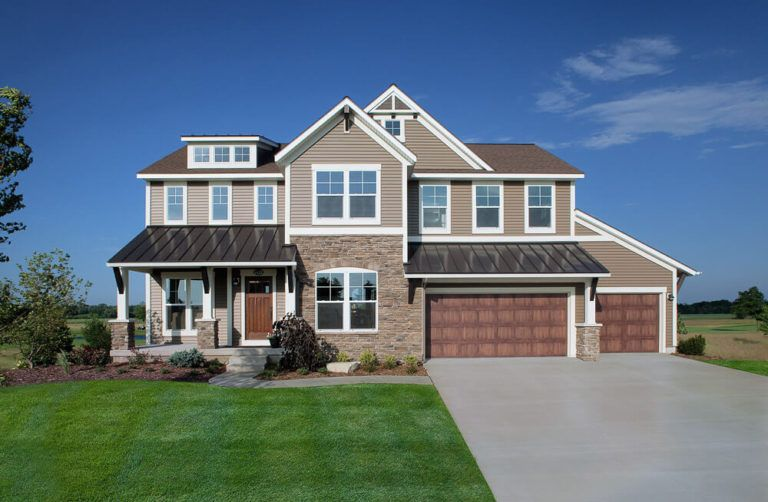 Home Plans, The Parkhurst - PARKHURST-2612a-MLGP10-15-768x502