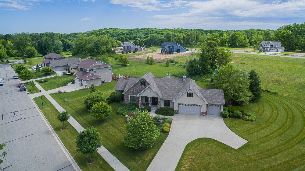 Greater Lansing Custom Homes for Sale