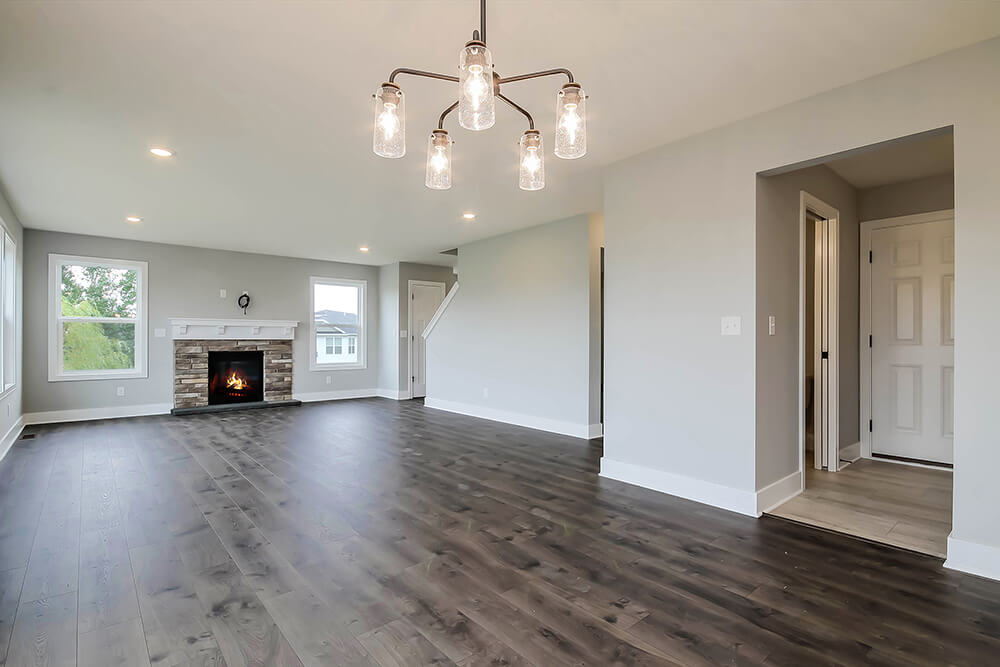The Stafford Home Plan Eastbrook Homes