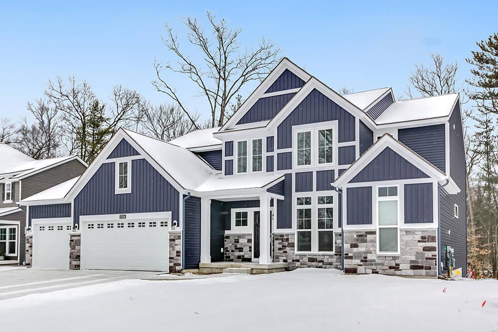 Homeowner Highlight – The Sebastian by Richard | Eastbrook Homes