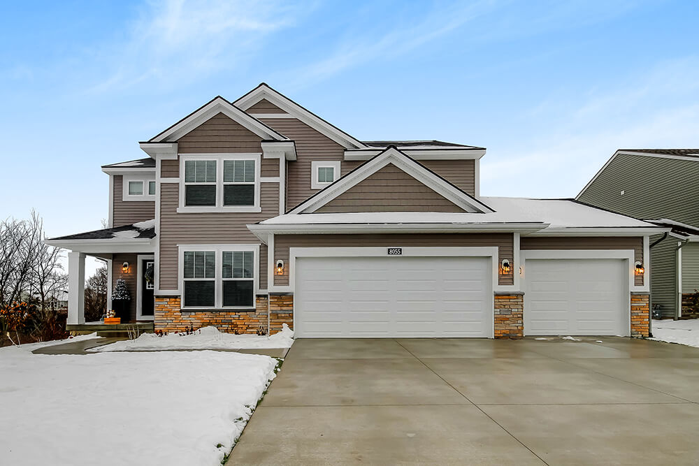 Stafford 1802a CCWV45 18 - Custom Homes in Michigan