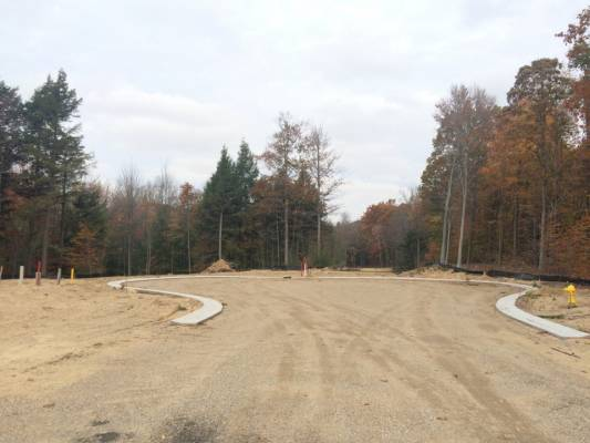 Construction Begins At Lincoln Pines