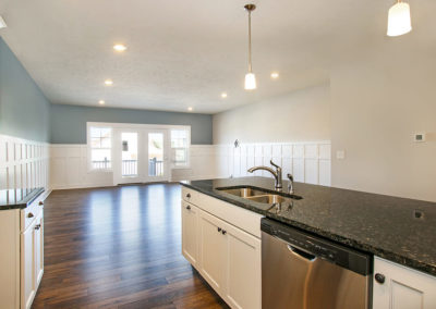 Custom Floor Plans - The Tannery Bay Townhomes - TBTownhome-2005Frankfort-TBTH5-35