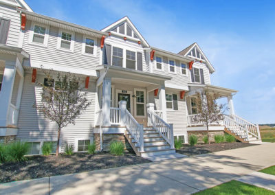 Custom Floor Plans - The Tannery Bay Townhomes - TBTownhome-2005Frankfort-TBTH5-45