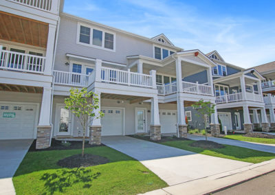 Custom Floor Plans - The Tannery Bay Townhomes - TBTownhome-2005Frankfort-TBTH5-56