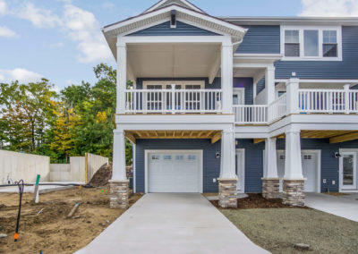 Custom Floor Plans - The Tannery Bay Townhomes - TBTownhome-2005Leland-TBTH3-25