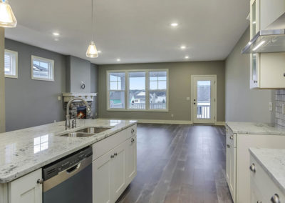 Custom Floor Plans - The Tannery Bay Townhomes - TBTownhome-2005Leland-TBTH4-17