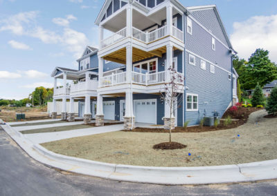 Custom Floor Plans - The Tannery Bay Townhomes - TBTownhome-2005Petoskey-TBTH1-35