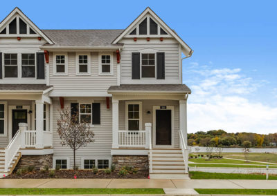 Custom Floor Plans - The Tannery Bay Townhomes - TBTownhome-2005Petoskey-TBTH6-23