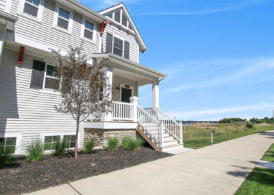 Custom Floor Plans - The Tannery Bay Townhomes - TBTownhome-2005Petoskey-TBTH6-74