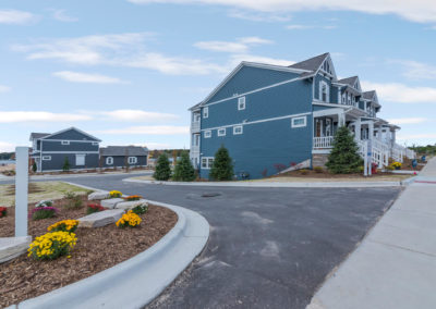 Custom Floor Plans - The Tannery Bay Townhomes - TanneryBay-11