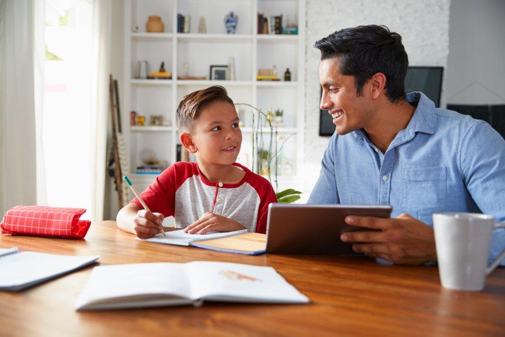 Design a Homework Station for your Kids | Eastbrook Homes