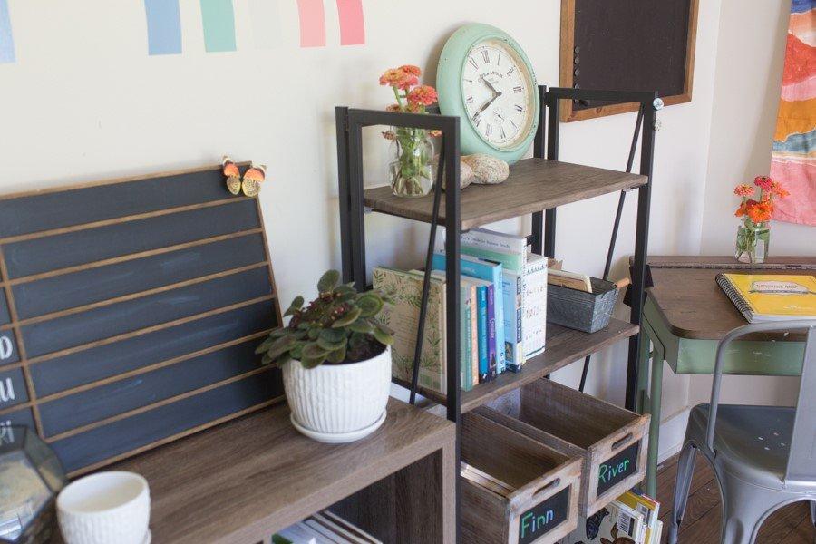 Homeowner Highlight – Homework Station Ideas with Sandra