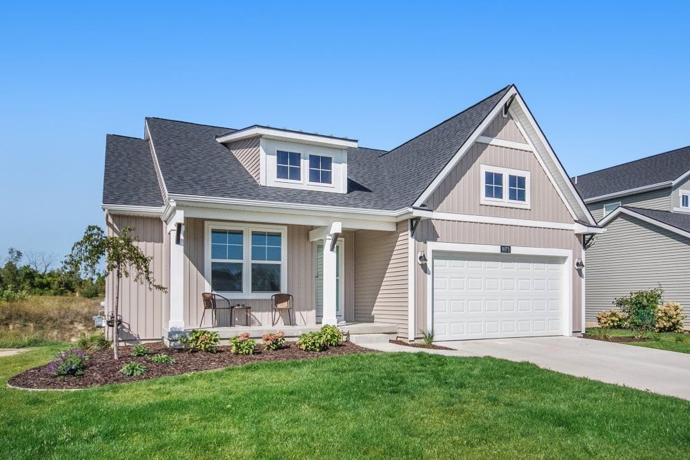 VA Homeowner Highlight: The Georgetown by Mary | Eastbrook Homes